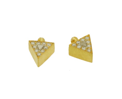 65272,  Vario earring attachments, alloy 750